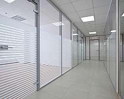 Divisórias de vidro para residências