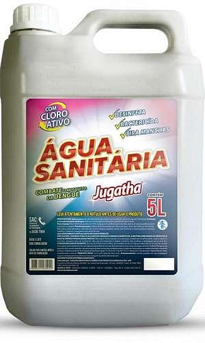 Água sanitária