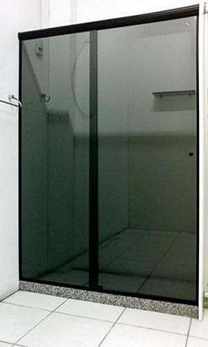 box de banheiro vidro fumê preço