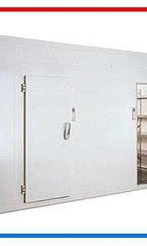 Câmaras frigoríficas para vacinas