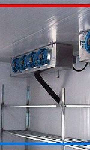 Câmaras frigoríficas venda