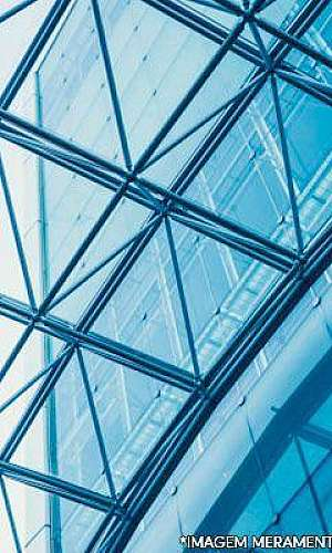 Cobertura de vidro