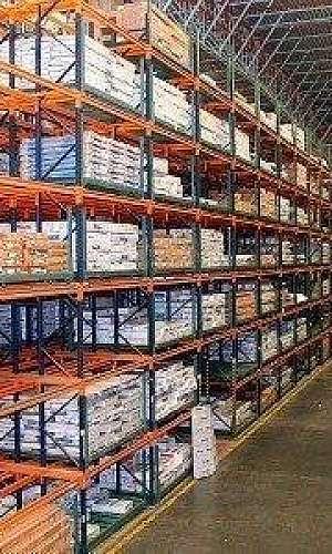 Compra e venda de porta pallets