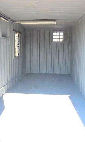 Container escritório