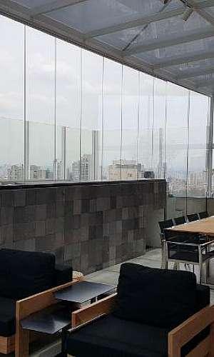 cortina de vidro preço SP