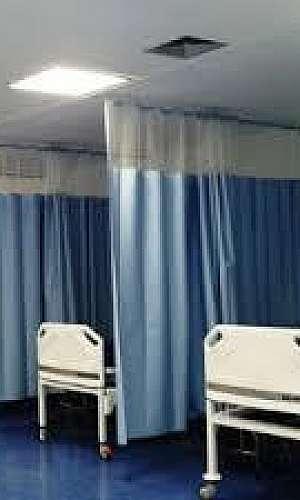 Cortina hospitalar preço