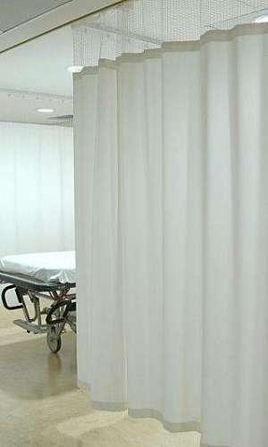 Cortina hospitalar