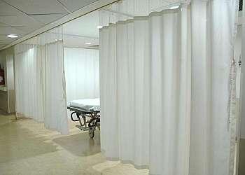 Divisória hospitalar movel