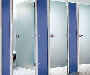 Divisória sanitária