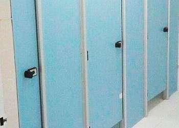 Divisórias para banheiros coletivos preço