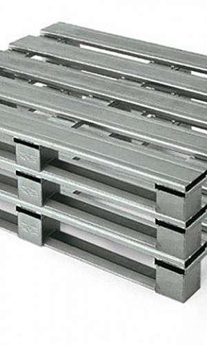 Empresa de pallet de aço