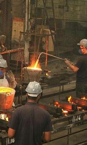 Fundição de ferro em itaquaquecetuba