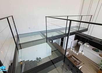 Mezanino de vidro preço Vila Ema