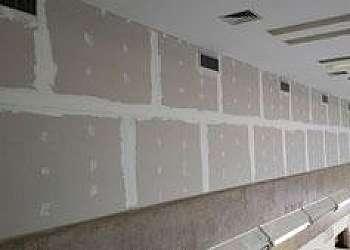 Parede em drywall preço