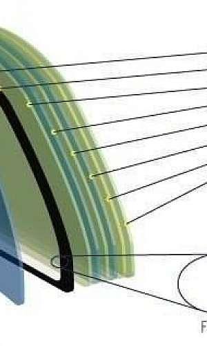 Quanto custa vidro blindado