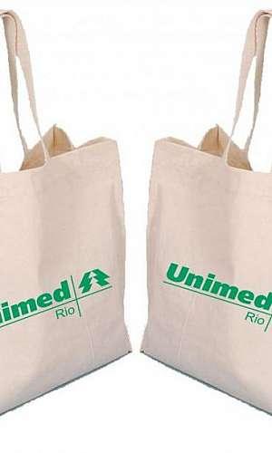sacola ecológica personalizada